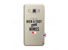 Coque Samsung Galaxy A3 2015 Rien A Foot Allez Nimes