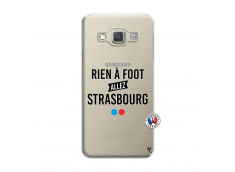 Coque Samsung Galaxy A3 2015 Rien A Foot Allez Strasbourg