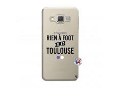 Coque Samsung Galaxy A3 2015 Rien A Foot Allez Toulouse