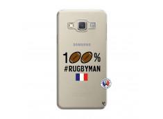 Coque Samsung Galaxy A3 2015 100% Rugbyman