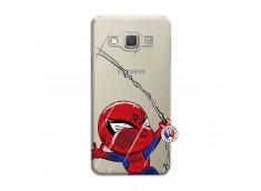 Coque Samsung Galaxy A3 2015 Spider Impact