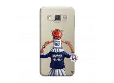 Coque Samsung Galaxy A3 2015 Super Maman Et Super Bébé