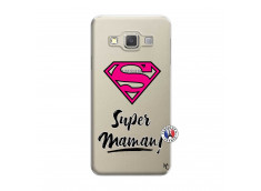 Coque Samsung Galaxy A3 2015 Super Maman