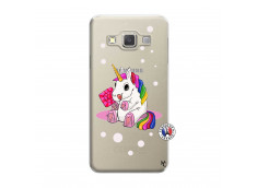 Coque Samsung Galaxy A3 2015 Sweet Baby Licorne