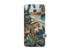 Coque Samsung Galaxy A3 2015 Leopard Jungle