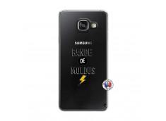 Coque Samsung Galaxy A3 2016 Bandes De Moldus
