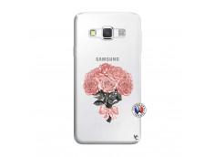 Coque Samsung Galaxy A3 2016 Bouquet de Roses
