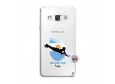 Coque Samsung Galaxy A3 2016 Coupe du Monde Rugby-Argentine