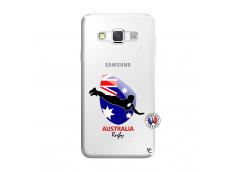Coque Samsung Galaxy A3 2016 Coupe du Monde Rugby-Australia