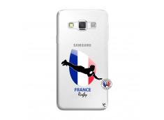 Coque Samsung Galaxy A3 2016 Coupe du Monde de Rugby-France