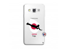 Coque Samsung Galaxy A3 2016 Coupe du Monde Rugby-Japan