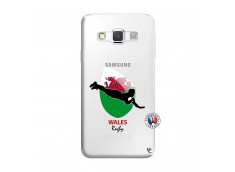 Coque Samsung Galaxy A3 2016 Coupe du Monde Rugby-Walles