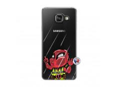 Coque Samsung Galaxy A3 2016 Dead Gilet Jaune Impact
