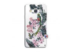 Coque Samsung Galaxy A3 2016 Flower Birds
