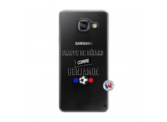 Coque Samsung Galaxy A3 2016 Frappe De Batard Comme Benjamin