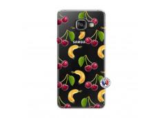 Coque Samsung Galaxy A3 2016 Hey Cherry, j'ai la Banane