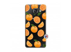 Coque Samsung Galaxy A3 2016 Orange Gina