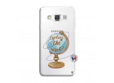 Coque Samsung Galaxy A3 2016 Globe Trotter