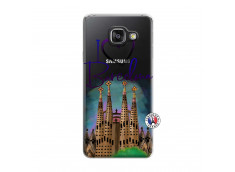 Coque Samsung Galaxy A3 2016 I Love Barcelona
