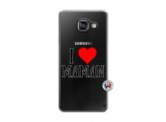 Coque Samsung Galaxy A3 2016 I Love Maman