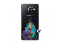 Coque Samsung Galaxy A3 2016 I Love Paris