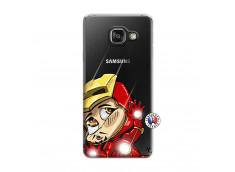 Coque Samsung Galaxy A3 2016 Iron Impact
