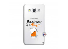 Coque Samsung Galaxy A3 2016 Jamais Sans Ma Rousse