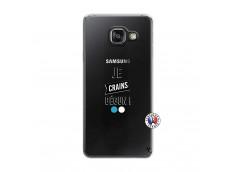Coque Samsung Galaxy A3 2016 Je Crains Degun