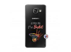 Coque Samsung Galaxy A3 2016 Je Peux Pas J Ai Basket