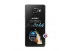 Coque Samsung Galaxy A3 2016 Je peux pas j'ai cricket