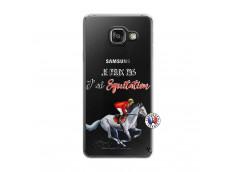 Coque Samsung Galaxy A3 2016 Je Peux Pas J Ai Equitation