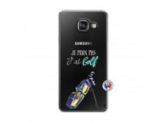 Coque Samsung Galaxy A3 2016 Je Peux Pas J Ai Golf