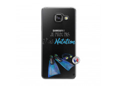 Coque Samsung Galaxy A3 2016 Je Peux Pas J Ai Natation