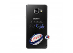 Coque Samsung Galaxy A3 2016 Je Peux Pas J Ai Rugby