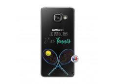 Coque Samsung Galaxy A3 2016 Je Peux Pas J Ai Tennis