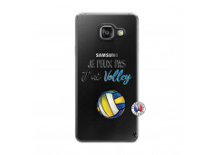 Coque Samsung Galaxy A3 2016 Je Peux Pas J Ai Volley