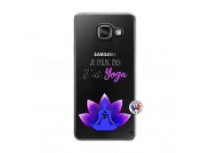 Coque Samsung Galaxy A3 2016 Je Peux Pas J Ai Yoga