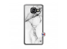 Coque Samsung Galaxy A3 2016 White Marble Translu