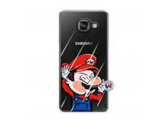 Coque Samsung Galaxy A3 2016 Mario Impact