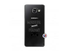 Coque Samsung Galaxy A3 2016 Monsieur Mauvais Perdant