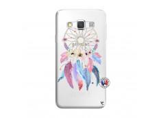 Coque Samsung Galaxy A3 2016 Multicolor Watercolor Floral Dreamcatcher