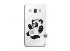 Coque Samsung Galaxy A3 2016 Panda Impact