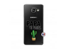 Coque Samsung Galaxy A3 2016 Papa Tu Piques