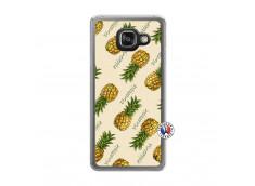 Coque Samsung Galaxy A3 2016 Sorbet Ananas Translu