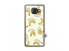 Coque Samsung Galaxy A3 2016 Sorbet Banana Split Translu