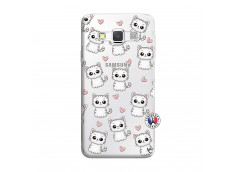 Coque Samsung Galaxy A3 2016 Petits Chats