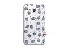 Coque Samsung Galaxy A3 2016 Petits Hippos