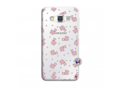 Coque Samsung Galaxy A3 2016 Petits Moutons