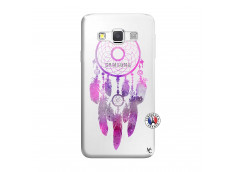 Coque Samsung Galaxy A3 2016 Purple Dreamcatcher