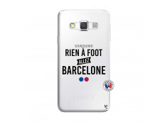 Coque Samsung Galaxy A3 2016 Rien A Foot Allez Barcelone